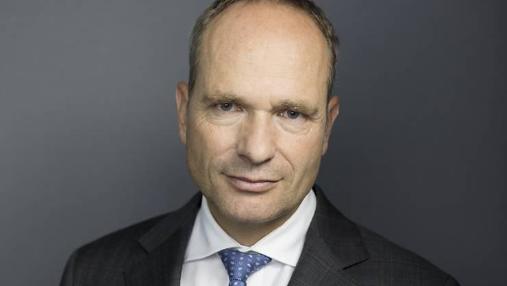 Erwartet Ausfälle bei Kürzung des Armee-Budgets für die Ruag: Konzernchef Urs Breitmeier (Archiv).