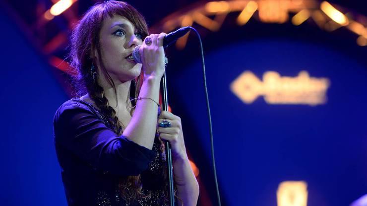 Die Sängerin Zaz eröffnete die Baloise Session