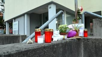 Trauer in Frenkendorf: Hier erstach ein Wiederholungstäter seine Ex-Freundin und liess sie in ihrem Auto liegen.