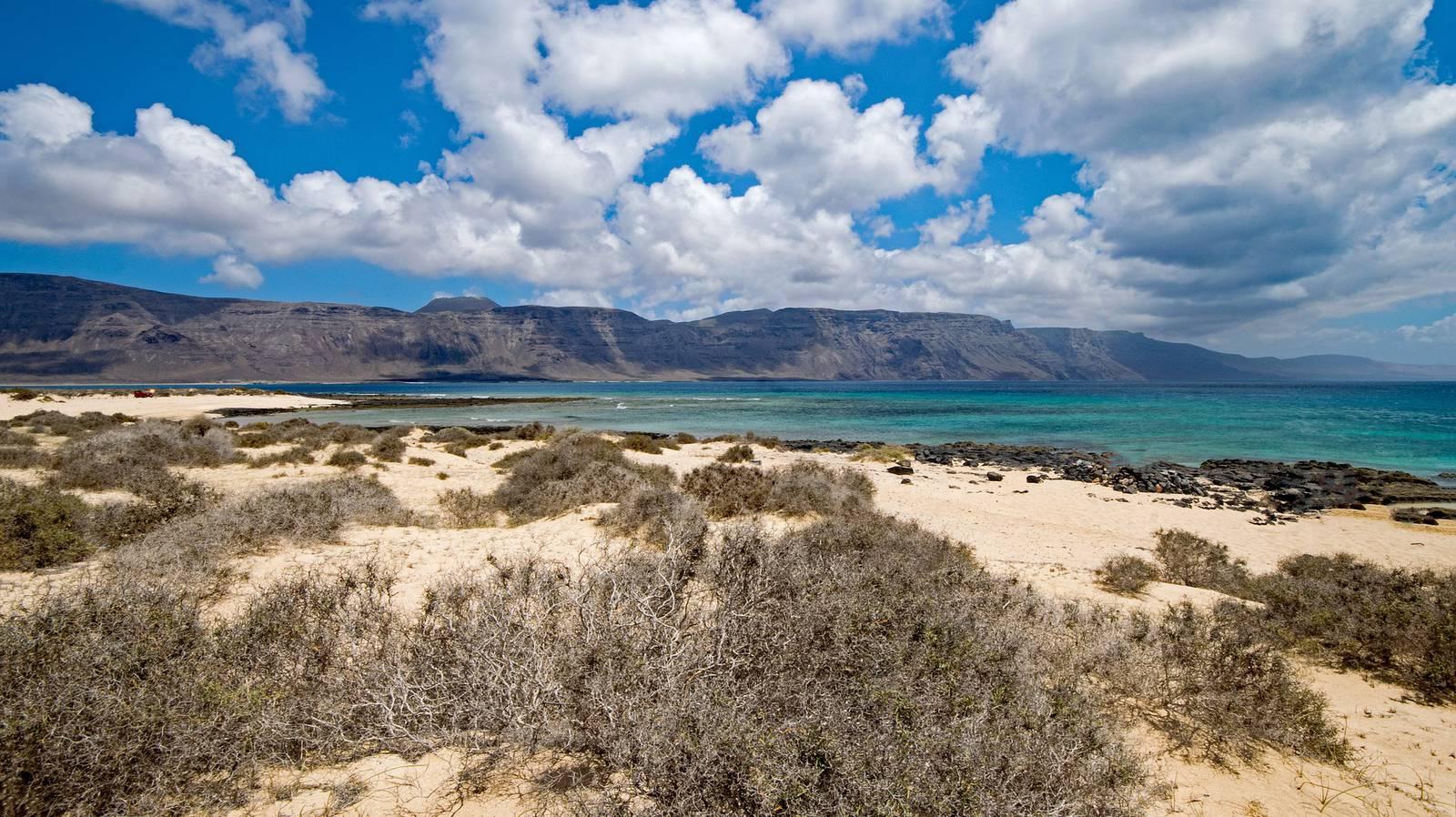 Wie hier an der Playa Francesca auf der Insel Graciosa. (© Pixabay)