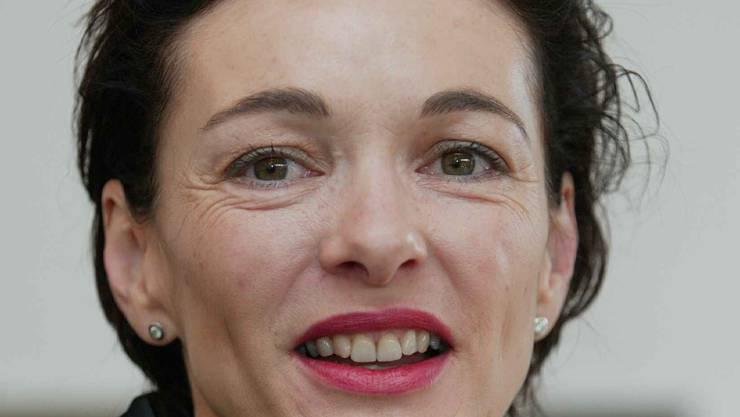 «Die Partei-Linien einhalten», Marianne Binder