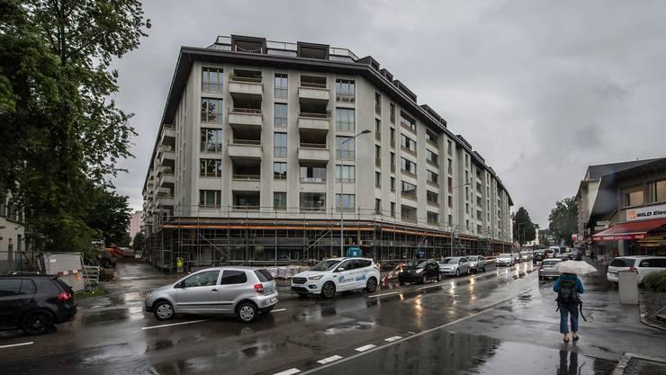 Die Wohnungen im  Himmelrich in Luzern werden von einer Genossenschaft vermietet. (Symbolbild)