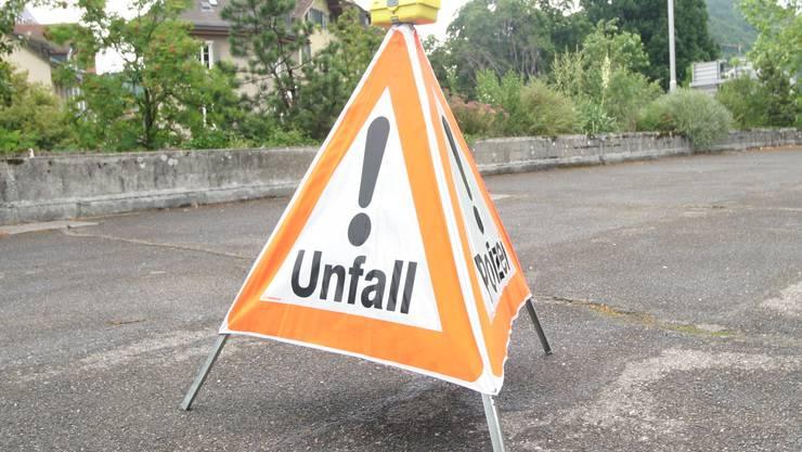Die Unfall-Serie in Safenwil geht weiter. (Symbolbild)