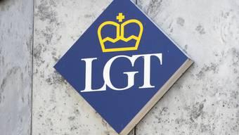 Die LGT Bank will ihr Vermögensverwaltungsgeschäft verkaufen (Archiv)