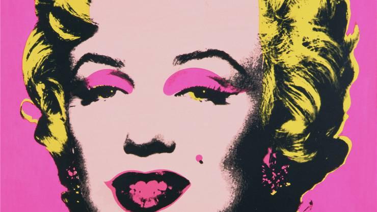 Beliebtes Sammelobjekt: «Marilyn» von Andy Warhol