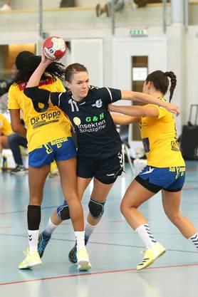 Aline Mathys erzielte 11 Tore gegen den LC Brühl