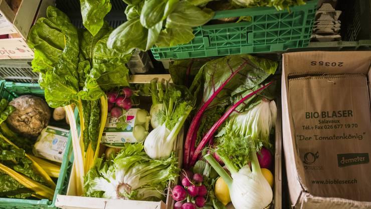 Die Nachfrage nach einheimischen Produkten ist gemäss dem Bundesamt für Statistik in der Krise angestiegen.