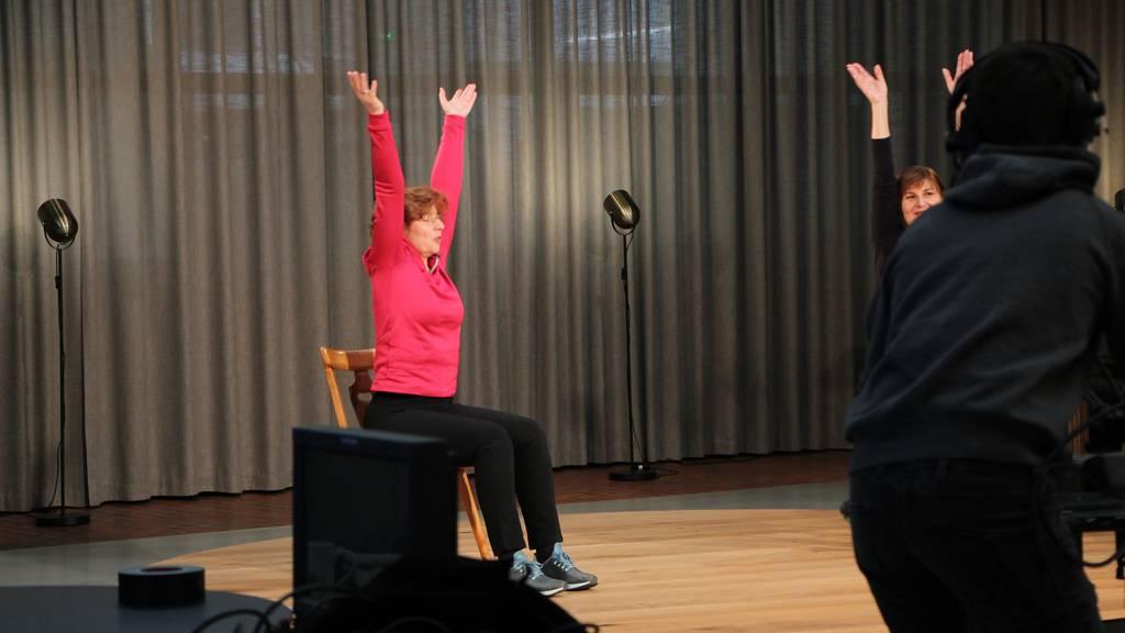 TVO bringt Fernseh-Turnen für Daheimgebliebene