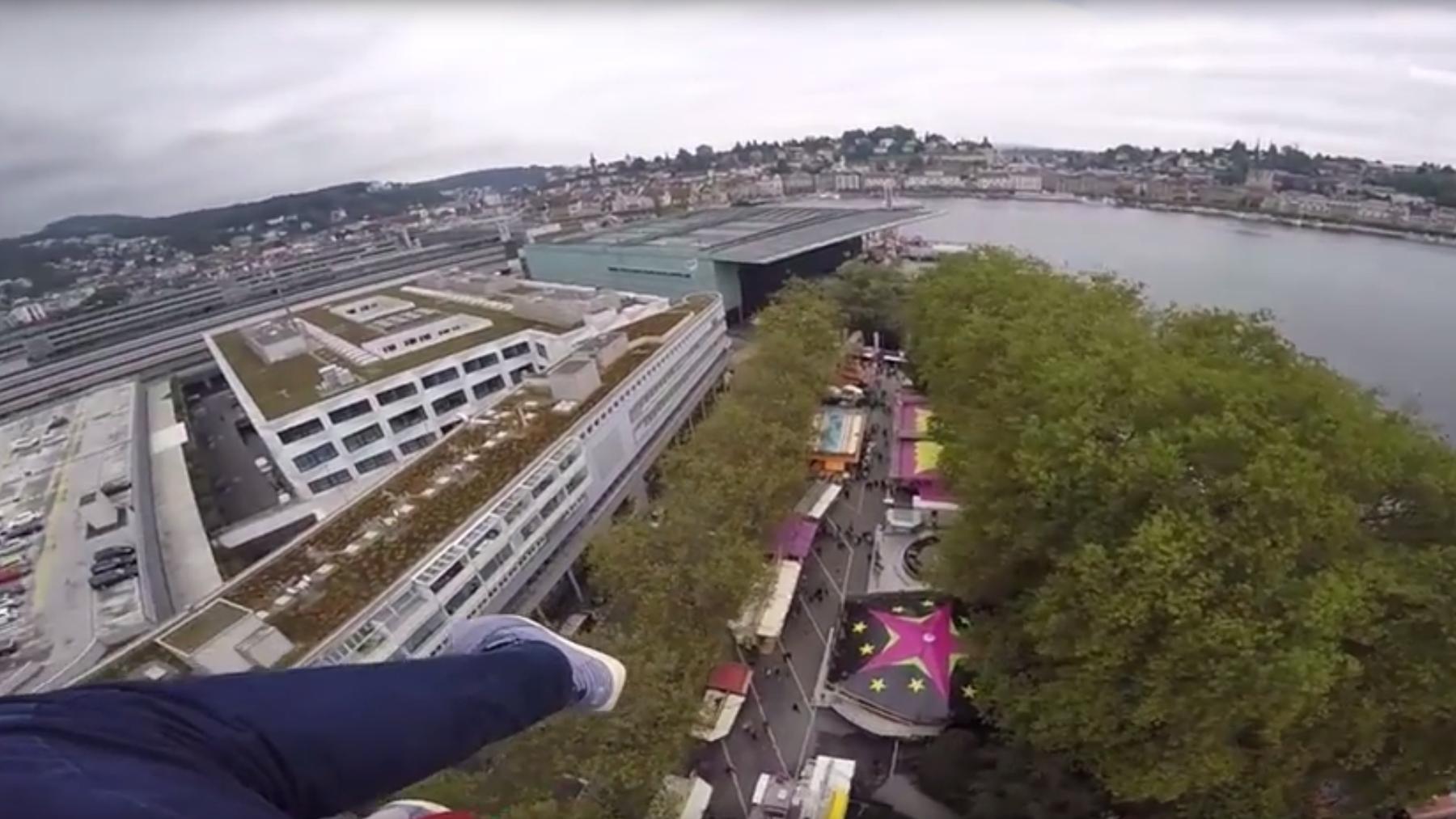 Määs-Video: So erlebt man Luzern von oben