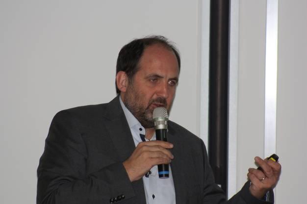 Martin Vesper, zum Thema: digitalStrom ist smart weil....