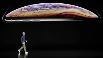 Apple stellt die neuen iPhones vor