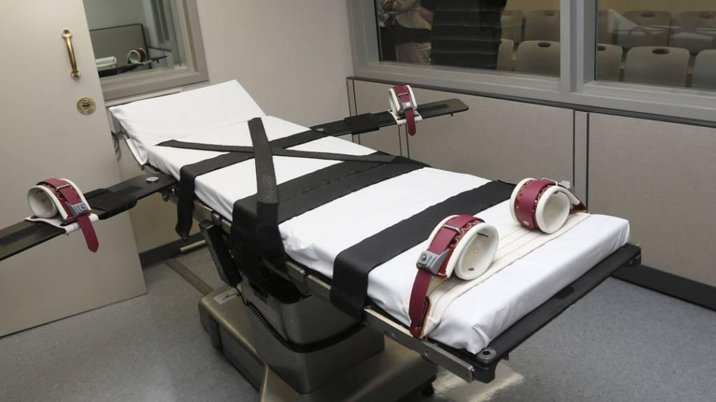 US-Bundesstaat Virginia schafft die Todesstrafe ab