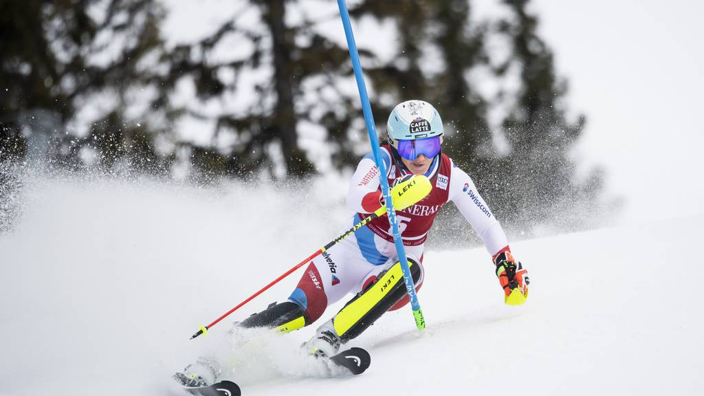 Liensberger gewinnt – Holdener holt sich den dritten Platz