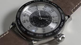 Nach fast zwei Jahren Talfahrt steigen die Uhrenexporte seit Mai wieder an. Entsprechend optimistisch sehen die Uhrenpatrons in die Zukunft. (Archiv)
