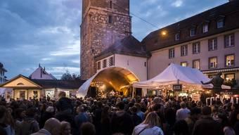 """""""Musig i de Altstadt"""": Freitag, 25. August 2018"""