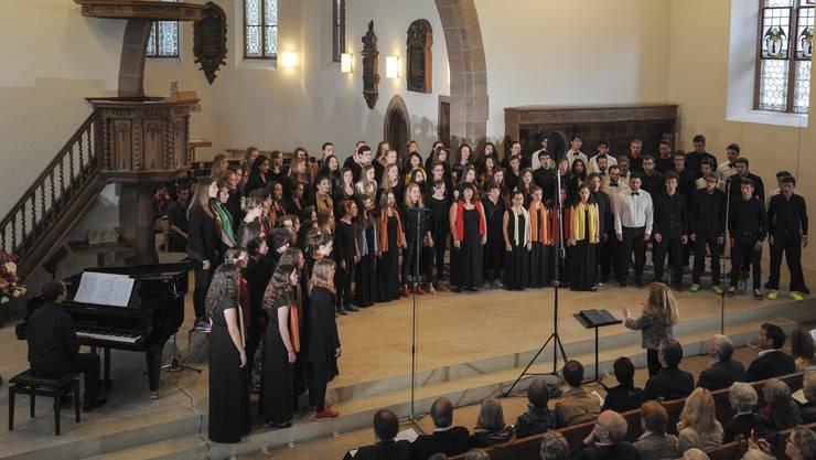Europäisches Jugendchor Festival in Basel wird abgesagt. (Archivbild)
