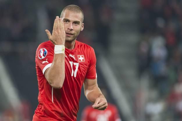Kasamis Torjubel nach seinem Treffer gegen San Marino.