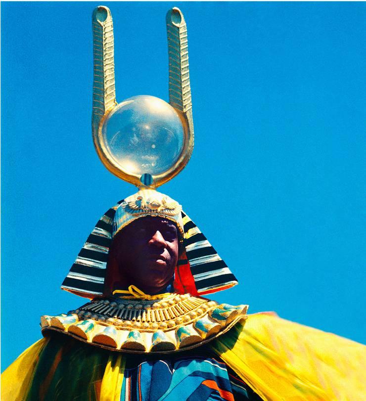 Der afroamerikanische Free-Jazzer Sun Ra ist einer der Pioniere der weltweiten Bewegung Afrofuturismus.