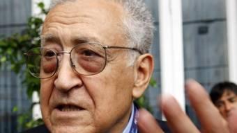 Lakhdar Brahimi wird Syrien-Sondervermittler (Archiv)