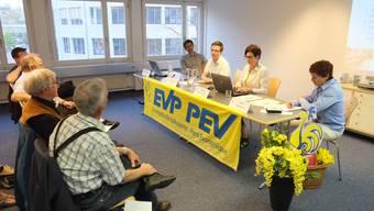 Die EVP des Kantons Solothurn hat neu ein Co-Präsidium.