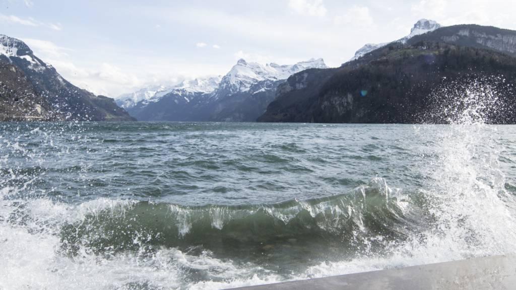 Wetterkapriolen in der Schweiz wegen Sturmtief «Kirsten»