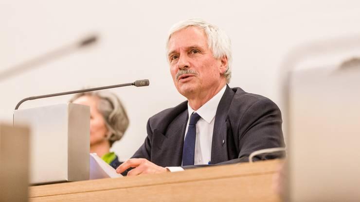 2018: Bernhard Scholl, FDP