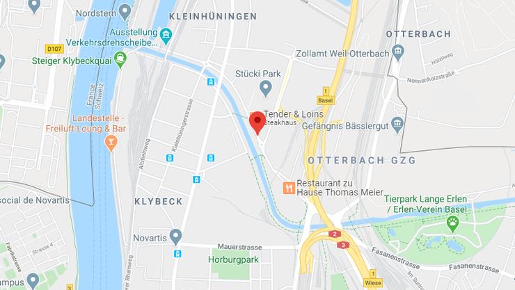 Das Neubauprojekt an der Hochbergerstrasse enthält 32 Wohnungen.