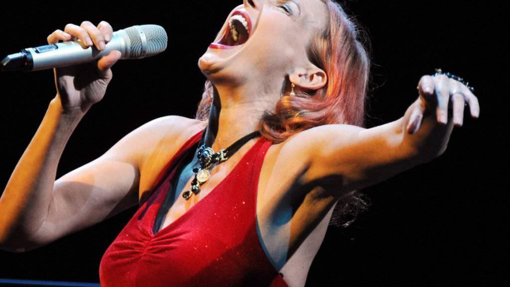 Die deutsche Sängerin Ute Lemper will vorläufig nicht nach Deutschland zurückkehren. (Archivbild)