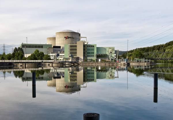 Unregelmässigkeiten im Reaktordruckbehälter von Beznau I.