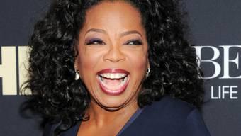 Oprah Winfrey ist die mächtigste Prominente der USA (Archiv)