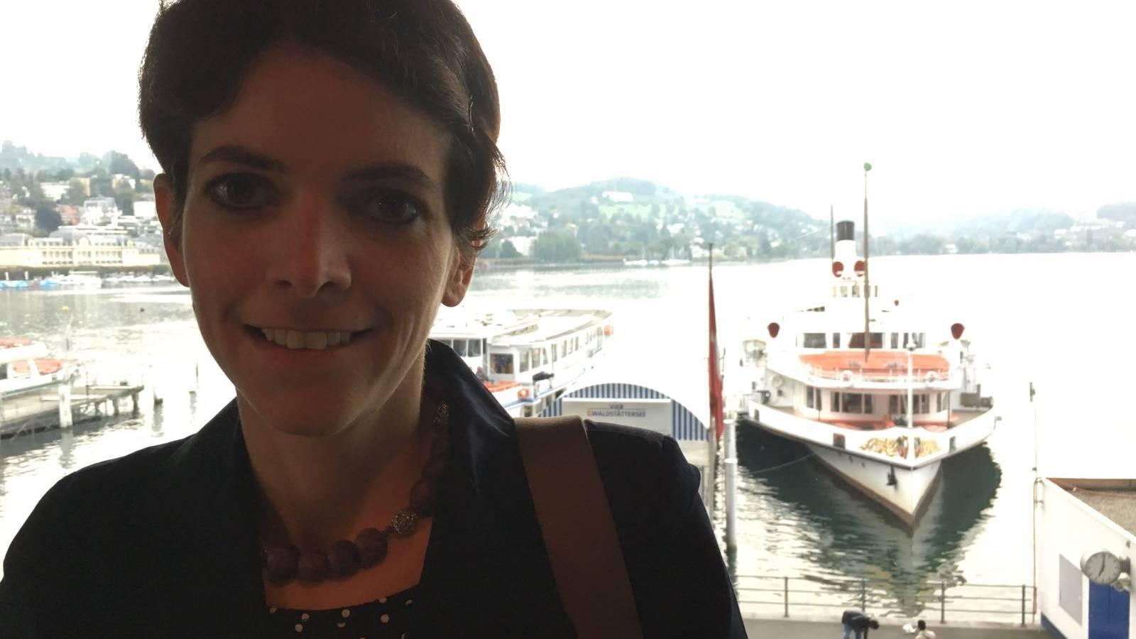 5 gwönnt: Stefanie aus Port knackt den Jackpot