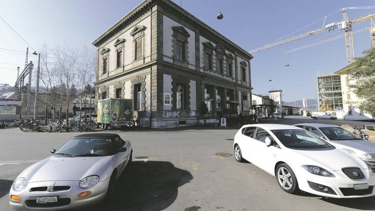Das Kulturhaus Palazzo spielt eine zentrale Rolle am Liestaler Bahnhof. Das soll auch so bleiben, aber mit aufgefrischtem Gesicht. Juri Junkov