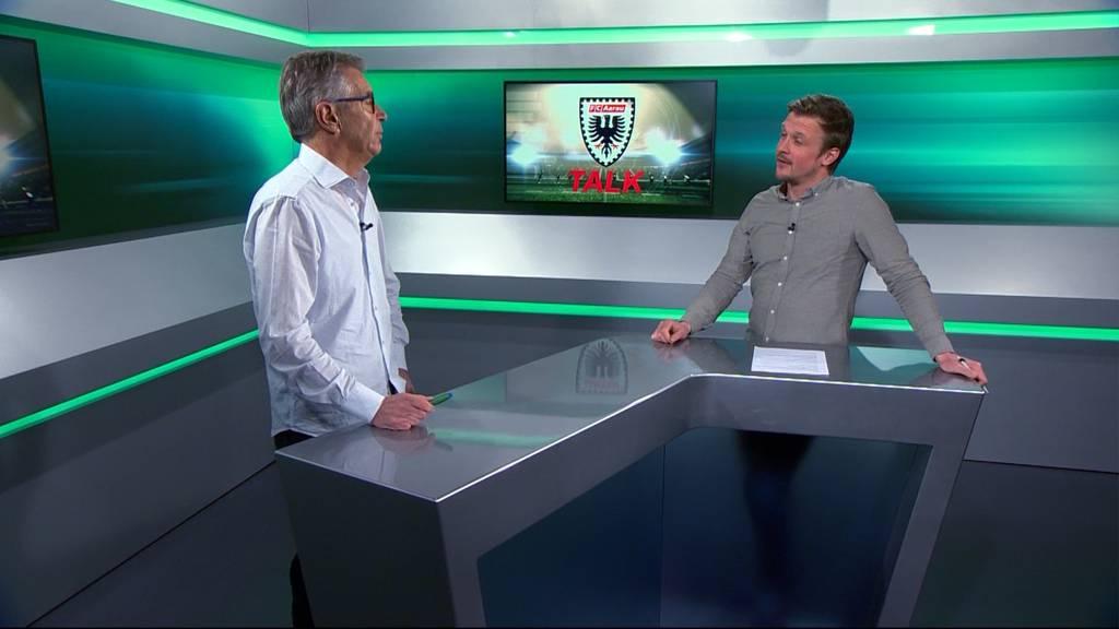 Hat der FC Aarau ein Goalie-Problem?