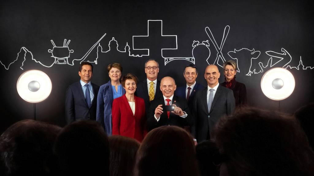 Rytz chancenlos - Bestätigungswahl des Bundesrates