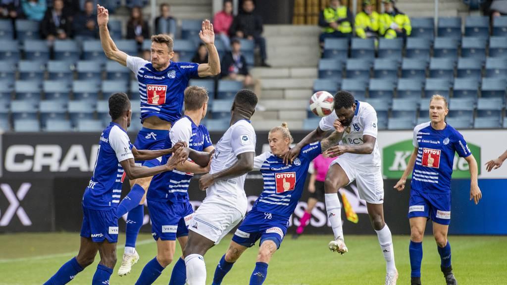 Erneut kein Sieg: FC Luzern und Lausanne trennen sich 1:1 Unentschieden