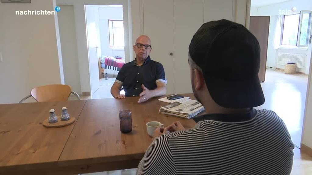 Platzprobleme Männerhaus