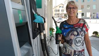 Für Claudia Jodlbauer ist es mehr als nur eine Tankstelle.