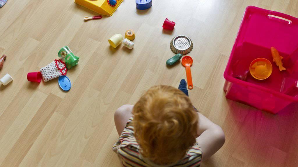 Spielen kann in jedem Lebensalter Freude machen (Symbolbild)