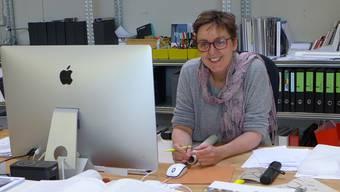 Als neue Dorfschreiberin will Pet Zimmermann letztlich der Frage nachgehen, was Architektur im Betrachter auslöst. zvg