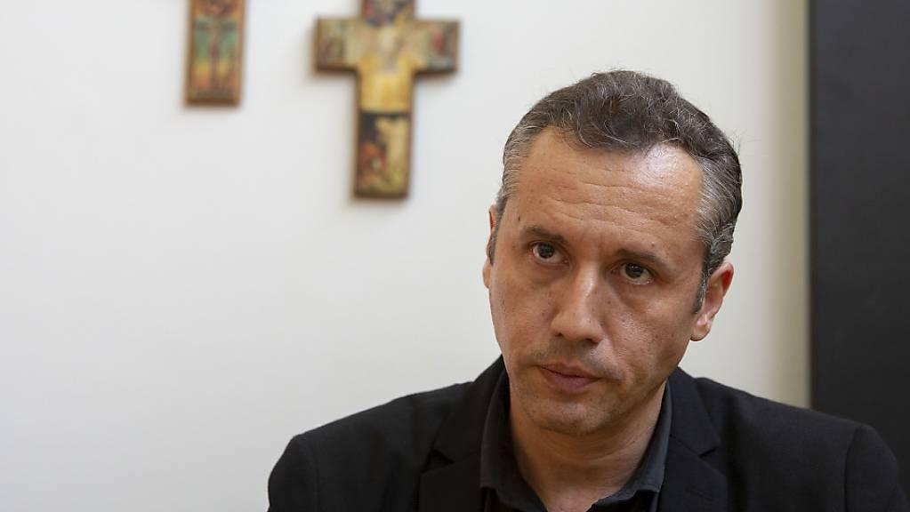 Roberto Alvim, ehemaliger brasilianischer Kultursekretär. Foto: Eraldo Peres/AP/dpa