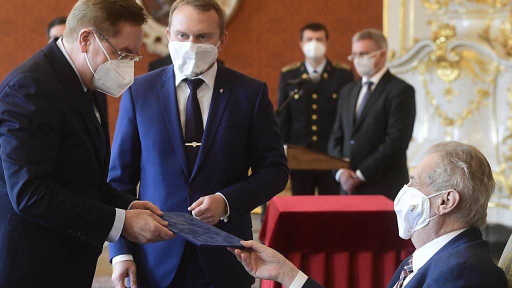 Tschechisches Gericht bestätigt Testpflicht am Arbeitsplatz