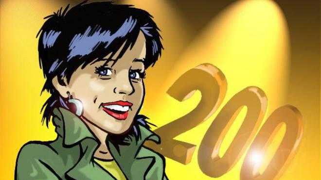 Ladina Bonetti geht auf Verbrecherjagd – und folgt deinem Rätsel.