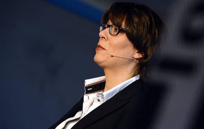 Zurzeit ist sie Programmdirektorin des Mitteldeutschen Rundfunks (MDR).