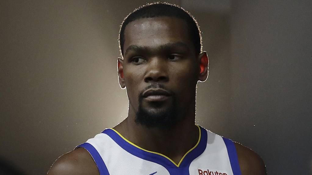Kevin Durant - selbst in der NBA eine Ausnahmeerscheinung