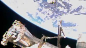 """Cygnus"" nähert sich der ISS"