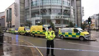 Polizeieinsatz in Manchester