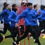Trainingsstart FC Aarau 2021