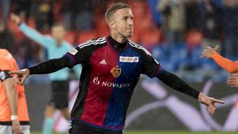 Bislang kommt er erst auf 12 Einsatzminuten im Jahr 2017. Für das Spiel gegen Lausanne ist Marc Janko aber Favorit auf einen Einsatz von Beginn an.