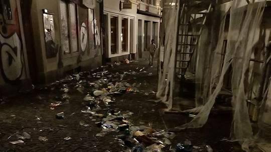 Partyvolk hinterlässt Abfallberge – jetzt will die Stadt handeln