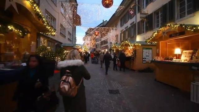 2. Oltner Weihnachtsmarkt
